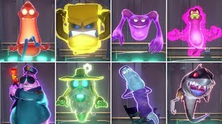 Download Luigi's Mansion 3 - All Ghosts & Secret Rewards Video