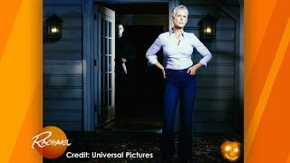 Download Jamie Lee Curtis Dishes on the ″Halloween″ 40th Anniversary Video