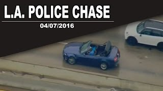 Download Best of Funny & Hilarious Police Chase | 04/07/2016 L.A. Video