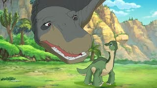 Download The Land Before Time 120   The Big Longneck Test   HD   Full Episode Video