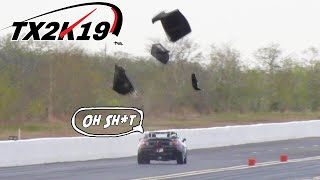 "Download Honda ″Supra"" BLOWS roof into PIECES! 