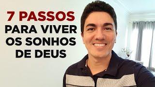 Download COMO VIVER OS SONHOS DE DEUS (Ao Vivo) - Pastor Antonio Junior Video