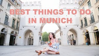 Download Best Things to Do in Munich | Restaurants, Sightseeing, and More Video