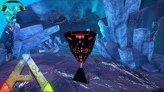 Ark artefact La puissance grotte solo + boss dragon  Pvp serv