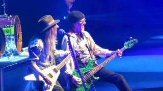 Download Poison Montreal April 10,2017 Look What the Cat Dragged In + Ride The Wind Video