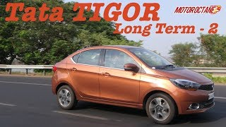 Download Tata Tigor Long Term Report 2 | Hindi mein | MotorOctane Video