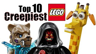 Download Top 10 Creepiest LEGO Minifigures and Sets! Video