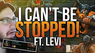Download 18 KILL OLAF I CANT BE STOPPED   DYRUS FT. LEVI & IMAQTPIE Video