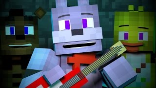 Download ″Bonnie's Mixtape″ | FNAF Minecraft Music Video Video