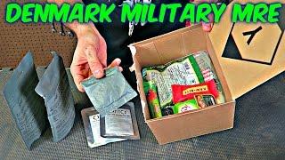 Download Tasting Denmark Military MRE (24 hour Ration Pack) Video