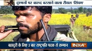 Download Meet Encounter Specialist Who Has Shot 53 Maoists Dead in Chhattisgarh Video