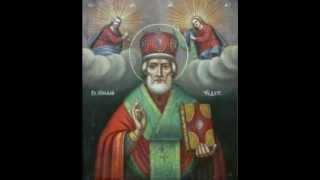 Download St. Nicholas punches the heretic priest Arius Video