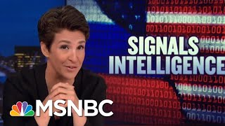 Download Media Too Quick To Dismiss Donald Trump/Alfa Bank Server Contact Story | Rachel Maddow | MSNBC Video