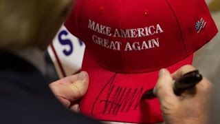 Download How Donald Trump's hat became an icon Video