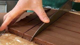 Download [バレンタインチョコ]生チョコレートの作り方。#120 Chocolate Ganache Video
