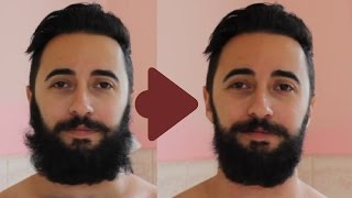 Download BEARD TRIM - Shaving the Sides Video