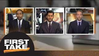 Download First Take reacts to Supreme Court allowing states to decide on sports betting | First Take | ESPN Video