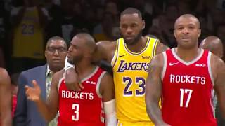 Download Houston Rockets vs Los Angeles Lakers | October 20, 2018 Video