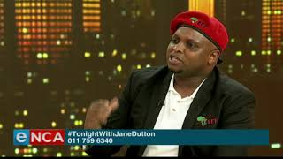 Download EFF's Shivambu on land expropriation without compensation Video