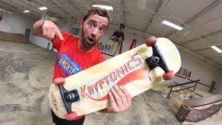 Download Walmart Skateboard / HOW MANY TRICKS!? Video