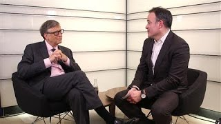 Download Bill Gates at the World Economic Forum Video
