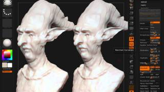 Download ZBrush 4R2 Tip # 3: What is Clay Polish? Video