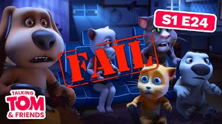 Download Talking Tom and Friends - The Contest (Season 1 Episode 24) Video