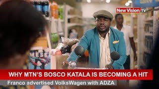 Download Why MTN's Bosco Katala has become a hit Video