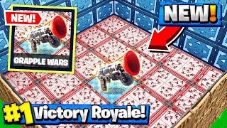 Download *NEW* PROTECT THE GRAPPLER Gamemode in Fortnite Battle Royale! Video