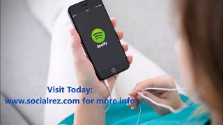 Download How to get more Spotify plays and Followers Video