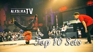 Download BBOY TATA - Top 10 Sets Video