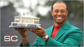 Download Tiger Woods' legend keeps growing after his 5th Masters win | SportsCenter Video