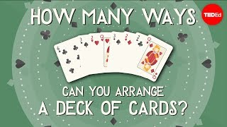 Download How many ways can you arrange a deck of cards? - Yannay Khaikin Video