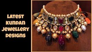 Download Latest Kundan Jewellery Designs Video