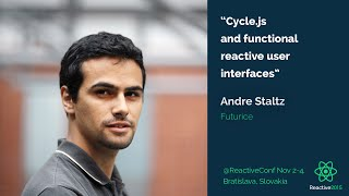 Download Cycle.js and functional reactive user interfaces | Andre Staltz | Reactive 2015 Video