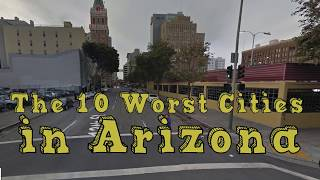 Download These Are The 10 WORST CITIES In ARIZONA Video