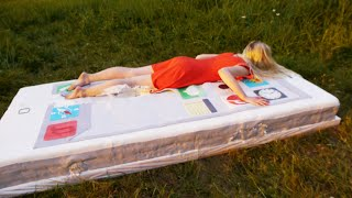 Download Jumping Into a Giant 500 Pound iPhone Cake! Video