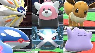 Download Super Smash Bros Ultimate - All Pokeball Pokemon Video