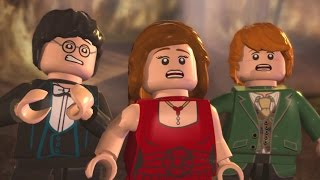 Download LEGO Harry Potter Remastered Walkthrough Part 13 - The Deathly Hallows Part 1 Video