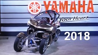 Download The Yamaha 2018 Motorcycles - Show Room JAPAN Video