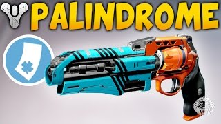 Download Destiny: THE 2 TAP BEAST! Palindrome Luck In The Chamber Roll & Gameplay (Rise of Iron) Video