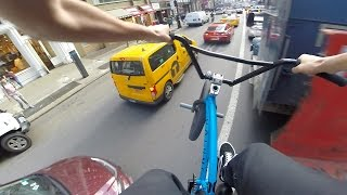 Download GoPro BMX Bike Riding in NYC 6 Video