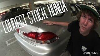 Download Loud Open Header Honda Breaking Necks Video