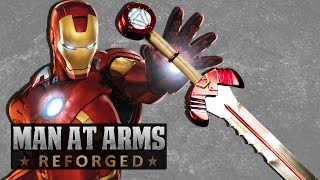 Download Iron Man's Sword - MAN AT ARMS: REFORGED Video