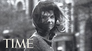 Download How Jackie Kennedy Onassis Became 'Windblown Jackie' | 100 Photos | TIME Video