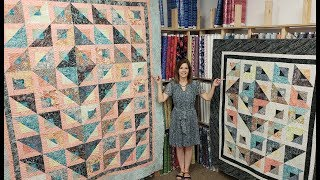 Download Let's Make the Radiant Quilt! Video