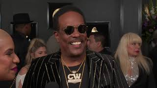 Download Charlie Wilson Interview On The Red Carpet | 2019 GRAMMYs Video