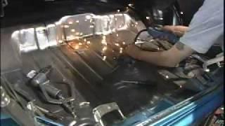 Download 1971 Olds ″S71″ Trunk Floor & Wheelhouses V8TV Video Video