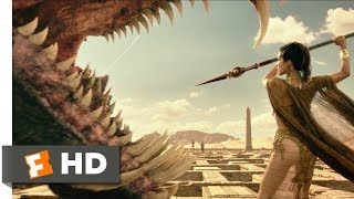 Download Gods of Egypt (2016) - The Goddess & The Giant Snakes Scene (5/11) | Movieclips Video