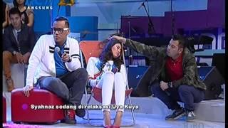 Download Syahnaz dihipnotis oleh Uya Kuya Video